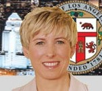 Los Angeles City Controller Wendy Greuel
