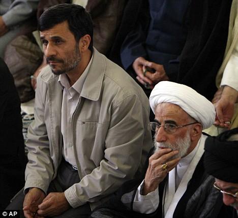 Ayatollah Ahmad Jannati Massah