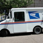 Post Office Truck