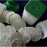 Coin Mint Rolls