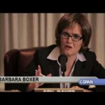 Barbara Boxer Spoof: Could You Say Senator Instead of Ma'am?