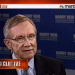Harry Reid Saves the World