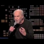 *Graphic Language* George Carlin: The Owners of This Country Have You by the Balls
