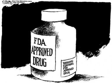 Warning FDA Approved