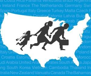 美国=围城:1/3美国人想出去 无数中国人想进来-美国精品资讯