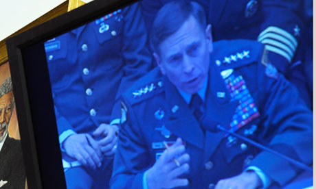 "Snowden: Ex-CIA Director Petraeus ""shared information that was far more highly classified than I ever did"""