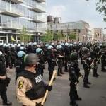 Police Brutality NATO Summit
