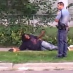 Boot to the Throat: Video Shows Cop Kicking Defenseless Man