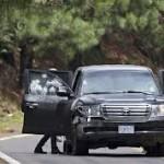 Mexico CIA Agents