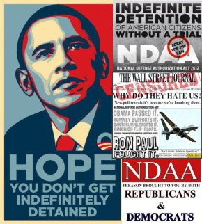What is the NDAA?