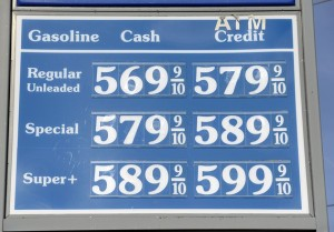 California's Record High Fuel Prices a Glimpse of Things to Come