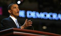 Obama-Preaching