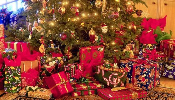Un merry christmas the perverse incentives to over consume and christmas gifts negle Image collections