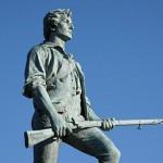 Minuteman Statue