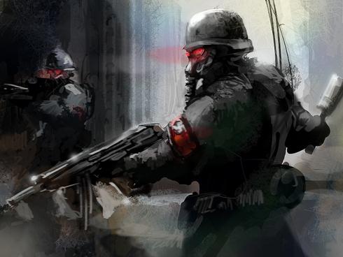 Nazi Soldiers by Eco Flex