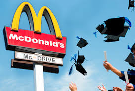 Do You Want Fries with That College Degree