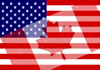 canadianflagsubmerged
