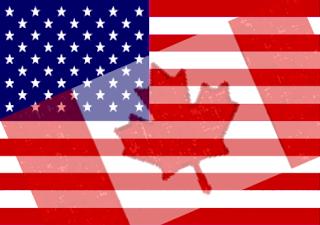 canadianflagsubmerged