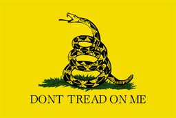 Gadsden Flag Banished