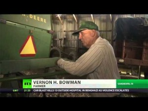 Activists Help Farmer Who Owes Over $80K After Losing Monsanto Patent Case