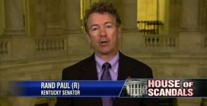 Rand Paul: Obama Embroiled In 'Old MacDonald's Farm' Of Scandals