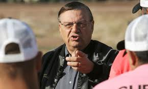 Arizona Sheriff Joe Arpaio 'profiled' Hispanics, says judge