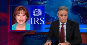 Jon Stewart Totally DESTROYS Obama Administration Over IRS Scandal