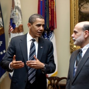 Barack-Obama-And-Ben-Bernanke-300x300