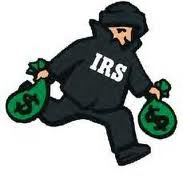 IRS thief