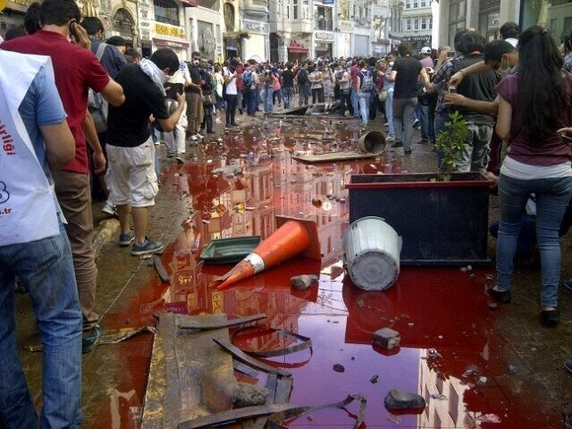 Blood In the Streets: Turkey Explodes In Violence (**Graphic Content**) imagejpg 2494472 p9