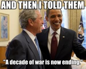 obama or bush