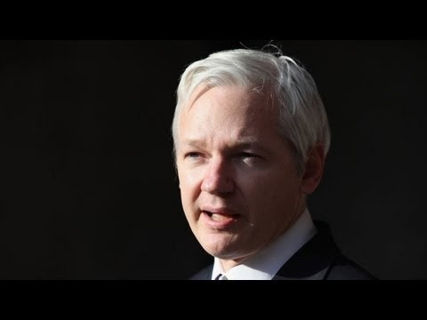 Establishment Media Hack Wants to Drone Bomb Assange