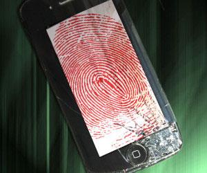 fingerprintiphone