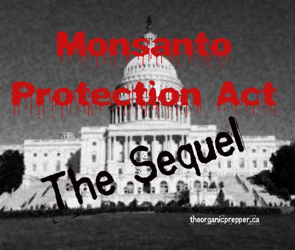 monsanto protection act