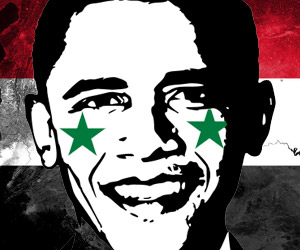 Obama Retreating from Syria? White House Ends Training of ''Moderate Rebels''