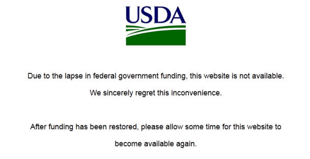 usda-site-shutdown