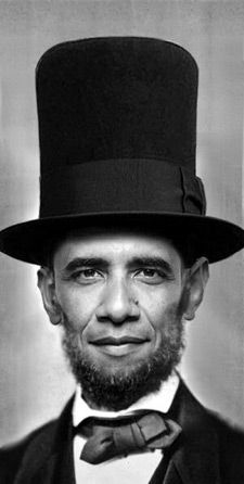 Obama Compares Himself To Lincoln But Snubs 150th