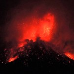 Seven Volcanoes In Six Different Countries All Start Erupting Within Hours Of Each Other
