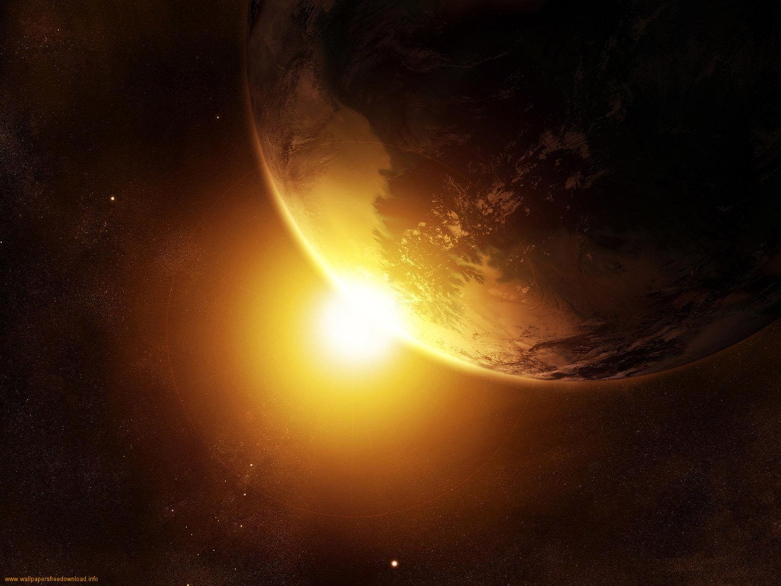 planet and sun If true, it would constitute the ninth planet in our solar system, an honor once  bestowed on pluto they've nicknamed the new object planet nine.