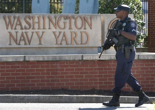 Washington Navy Yard Area Recovers Day After 13 Dead In Shooting