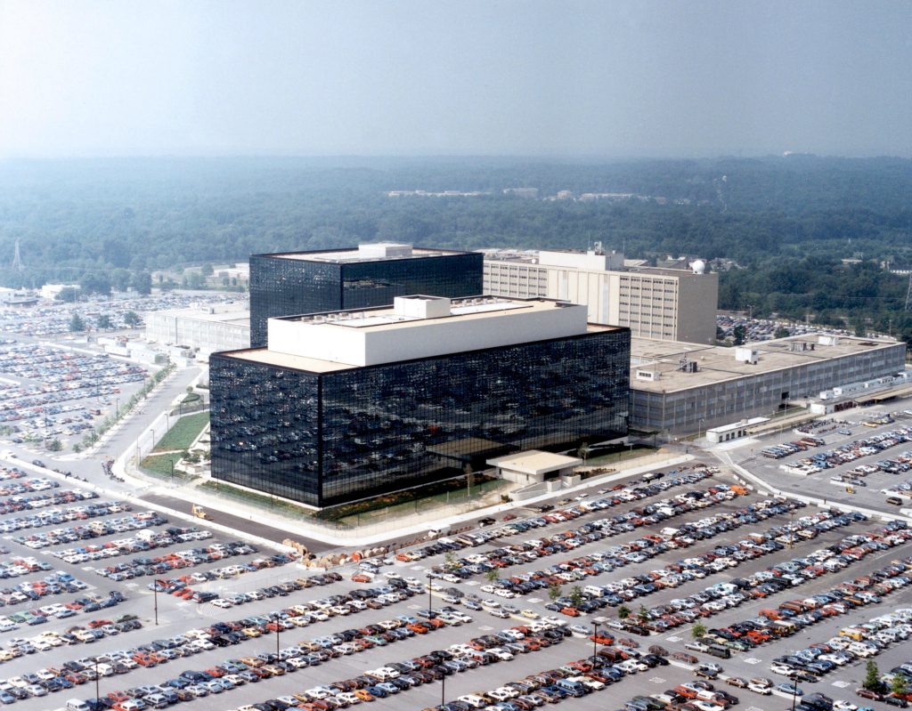 National-Security-Agency-Building