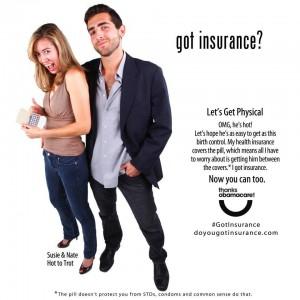 birth control ad