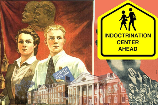 college-indoctrination-center