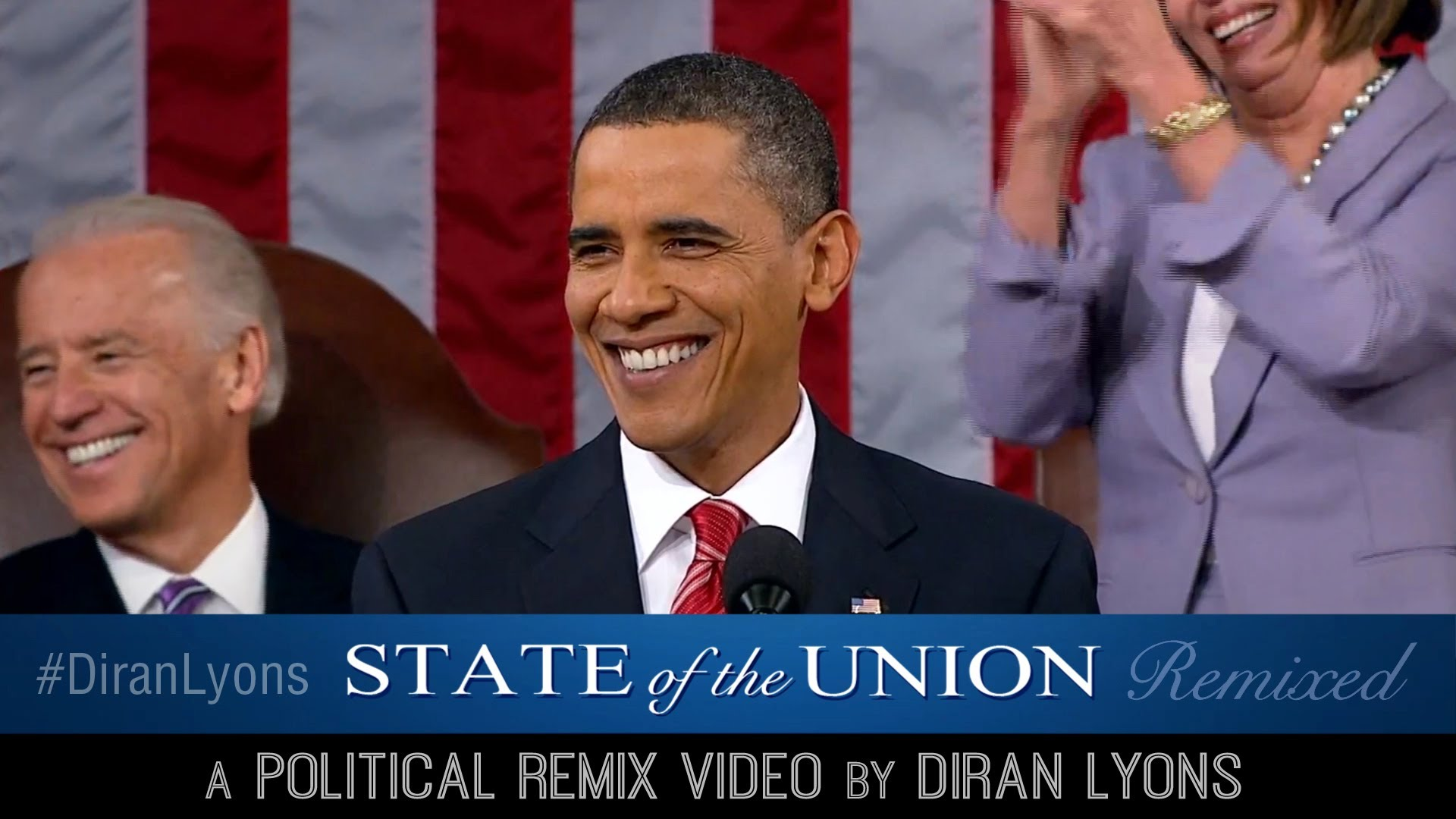 The Real State of the Union: Here's What Obama SHOULD Have Said (Remix Parody)