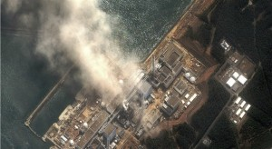 Fukushima radiation leak