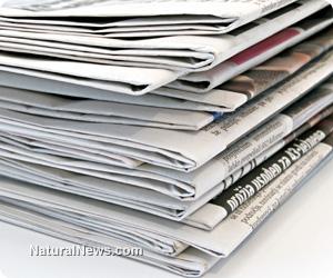 Newspapers-News-Close-up