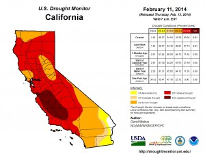 U.S.-Drought-Monitor-California-February-11-2014-300x231