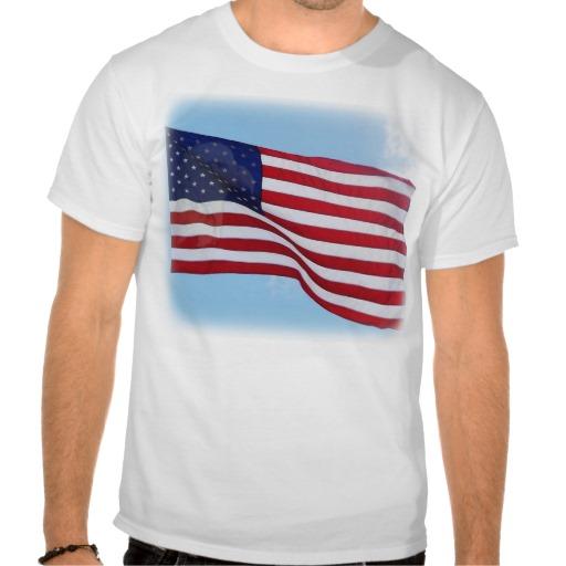 flag tshirt