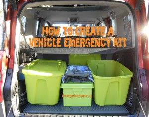 How to Create a Vehicle Emergency Kit