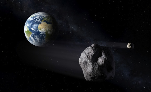 Apollo Class Asteroid Will Have a 'Near Miss' Trajectory ...